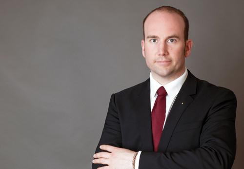 Dr.-Ing Fabian Lenzen, Pressesprecher, Bestatter-Innung Berlin und Brandenburg e.V.
