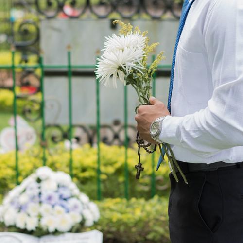 Trauerreden – die Suche nach den passenden Worten zur Trauerfeier